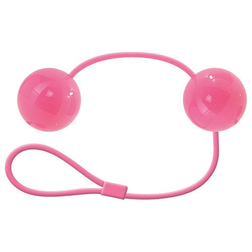 Bile anale Candy Balls Pink