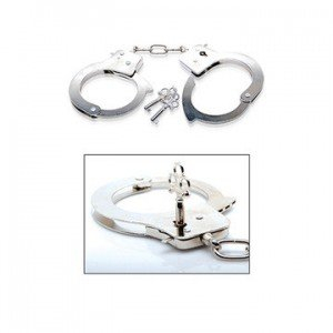 Catuse Fetish Fantasy Series Limited Edition Metal Handcuffs