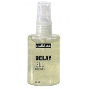 Coolman Delay Gel