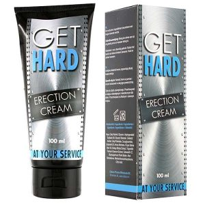 Crema Get Hard Erection
