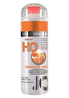 Lubrifiant JO H20 Tangerine 120 ml
