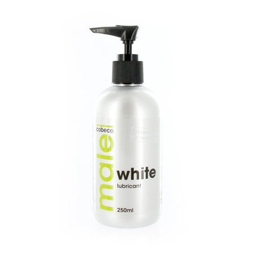Lubrifiant Male White 250 ml