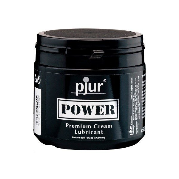 Lubrifiant Pjur Power Gel 500 ml