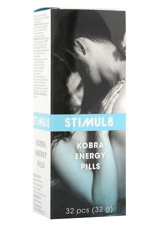 STIMUL8 KOBRA ENERGY PILLS