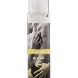 STIMUL8 MASSAGE OIL NEUTRAL 100 ML