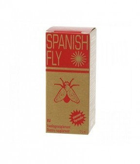 Spanish Fly Drops Gold