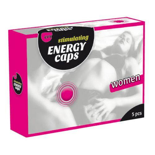 ERO WOMEN ENERGY CAPS 5 CAPSULE