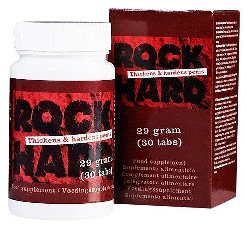 Rock Hard Pills