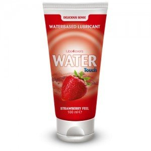 Lubrifiant Water Touch Strawberry