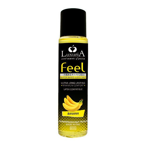 Lubrifiant Feel Fragrance Banana