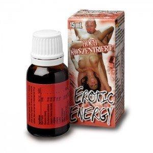 Afrodisiac Erotic Energy
