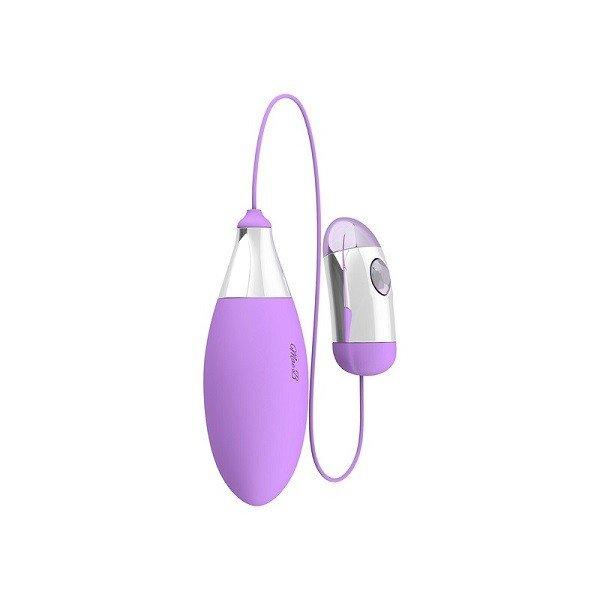 Ou Vibrator Soft Touch Stimulator Violet