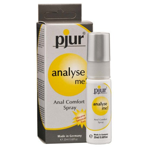 Spray Pjur Analyse Me! Comfort - Spray pentru relaxare anala