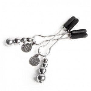 Fifty Shades of Grey - The Pinch Adjustable Nipple Clamps