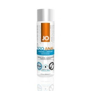 JO H2O ANAL LUBE COOLING 120 ML