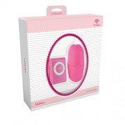 Ou Vibrator Motion Pink