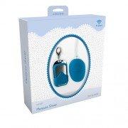 Ou Vibrator Pleasure Shiver Small Blue 2