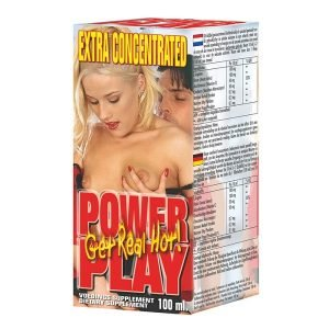 Afrodisiac Power Play Extra 100ml - Lavetra