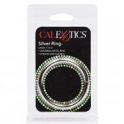 Inel Metalic Pentru Penis Silver Ring Large (11)