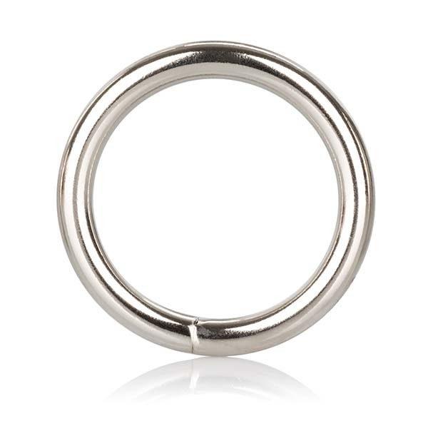 Inel Metalic Pentru Penis Silver Ring Medium