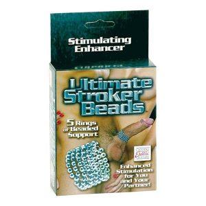 Inel Pentru Penis Ultimate Stroker Beads