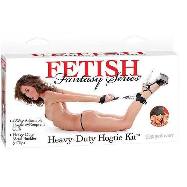 Fetish Fantasy Bondage Hands And Feet Kit