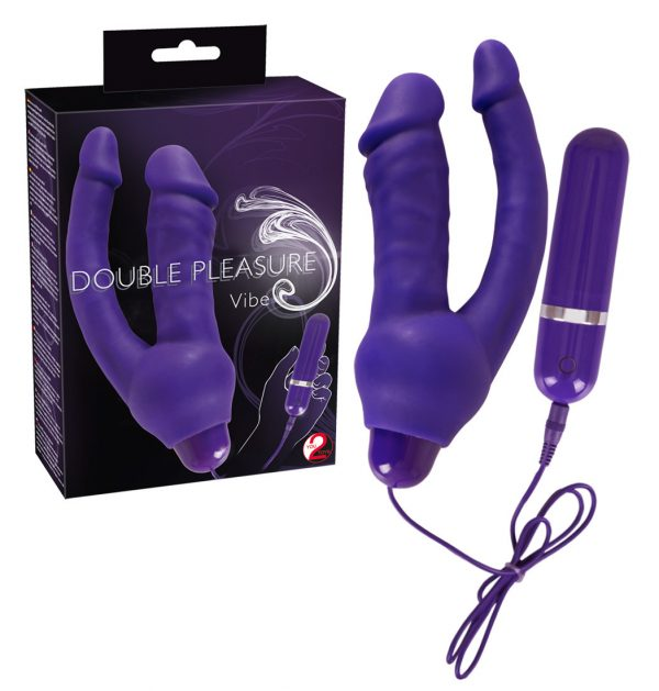 Vibrator Double Pleasure Vibe