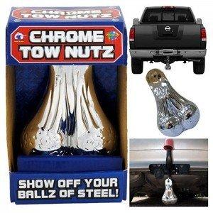 Tow Nutz – Chrome