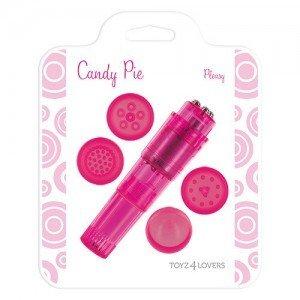 Multi Stimulator Candy Pie Roz -1