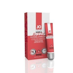 Jo Warm & Buzzy Stimulant 10ml