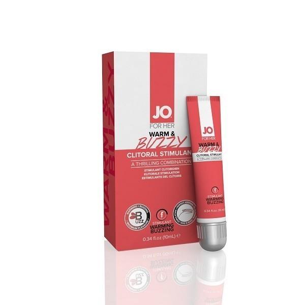 Jo Warm & Buzzy Stimulant 10ml