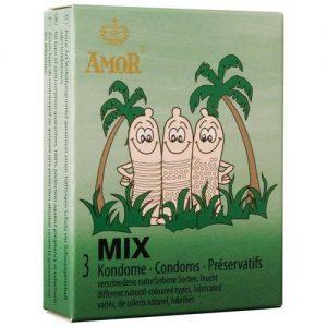 Prezervative Amor Mix
