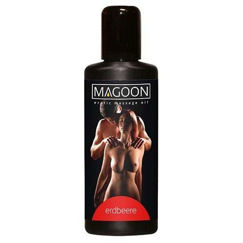 Ulei Masaj Erotic Magoon® Erdbeere