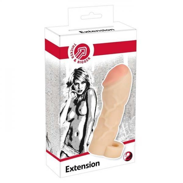 Prelungitor Penis T & B Extension