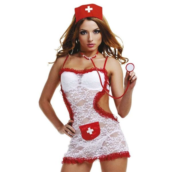 Costum De Asistenta Le Frivole