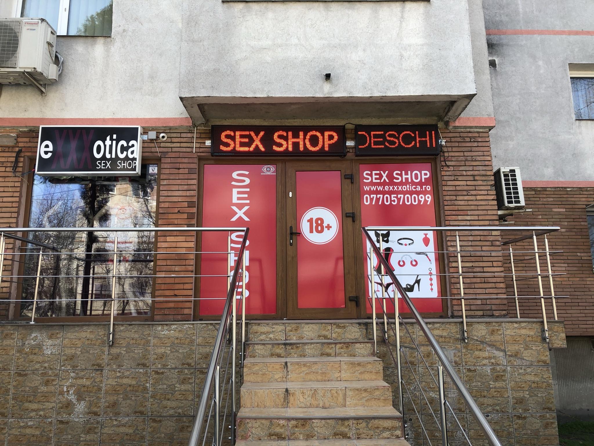 SexShop Exxxotica Constanta