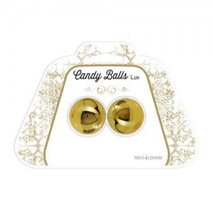 Candy Balls Lux Gold 1